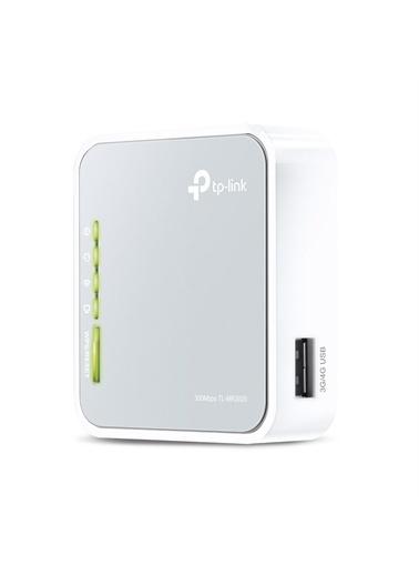 TP-LINK TP-LINK TL-MR3020 V3 Portatif 3G/4G Kablosuz N Router Renkli